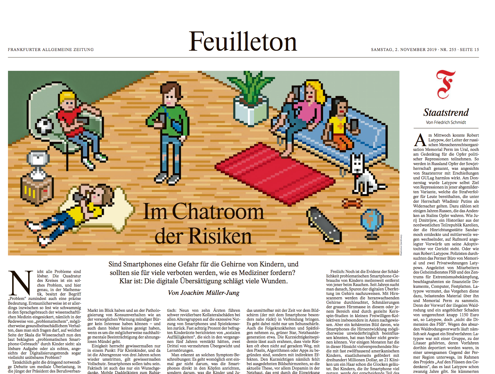 Illustration for FAZ